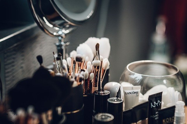 Kobieta i kosmetyki